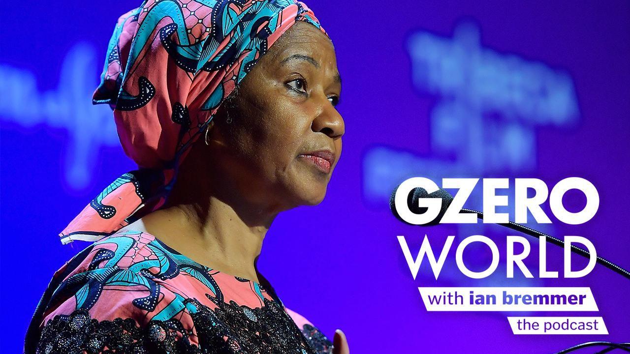Phumzile Mlambo-Ngcuka, Executive Director of UN Women: GZERO World with Ian Bremmer podcast