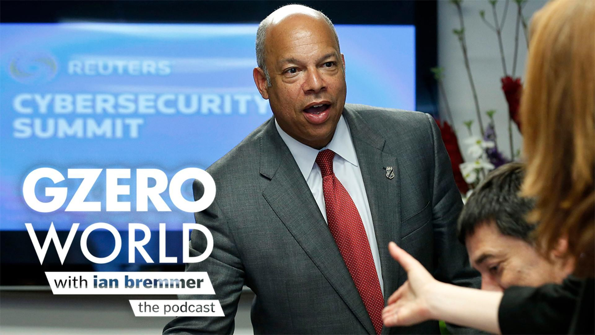 Podcast: Jeh Johnson discusses Russian cyber attack