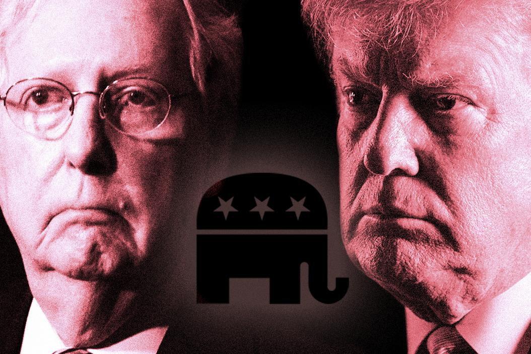 Republican civil war