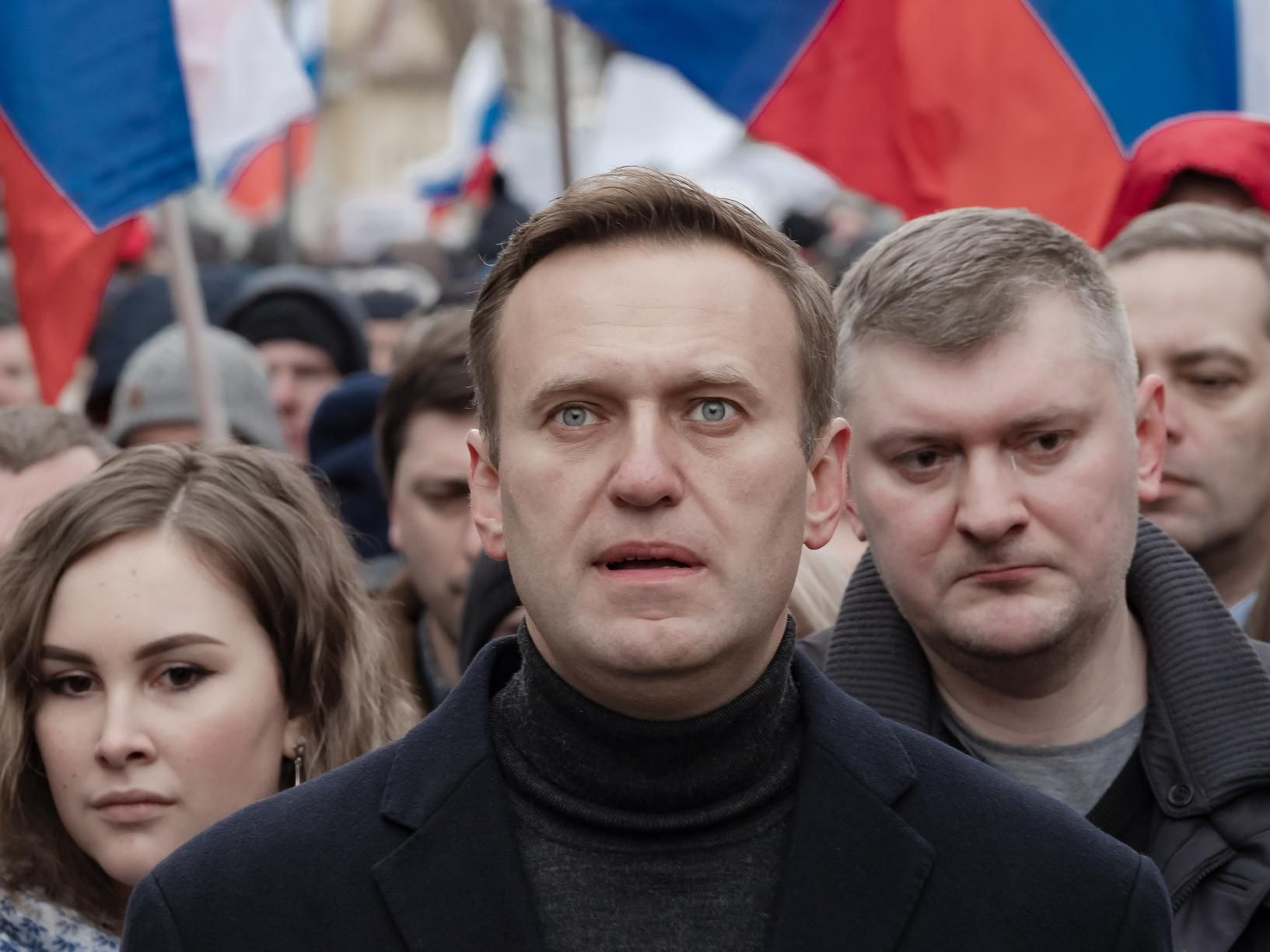 Russian opposition leader Alexei Navalny, Reuters
