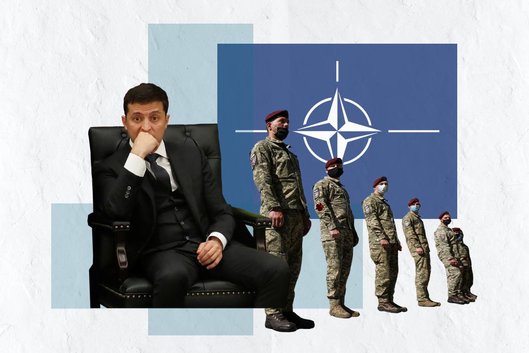 Should NATO embrace Ukraine?