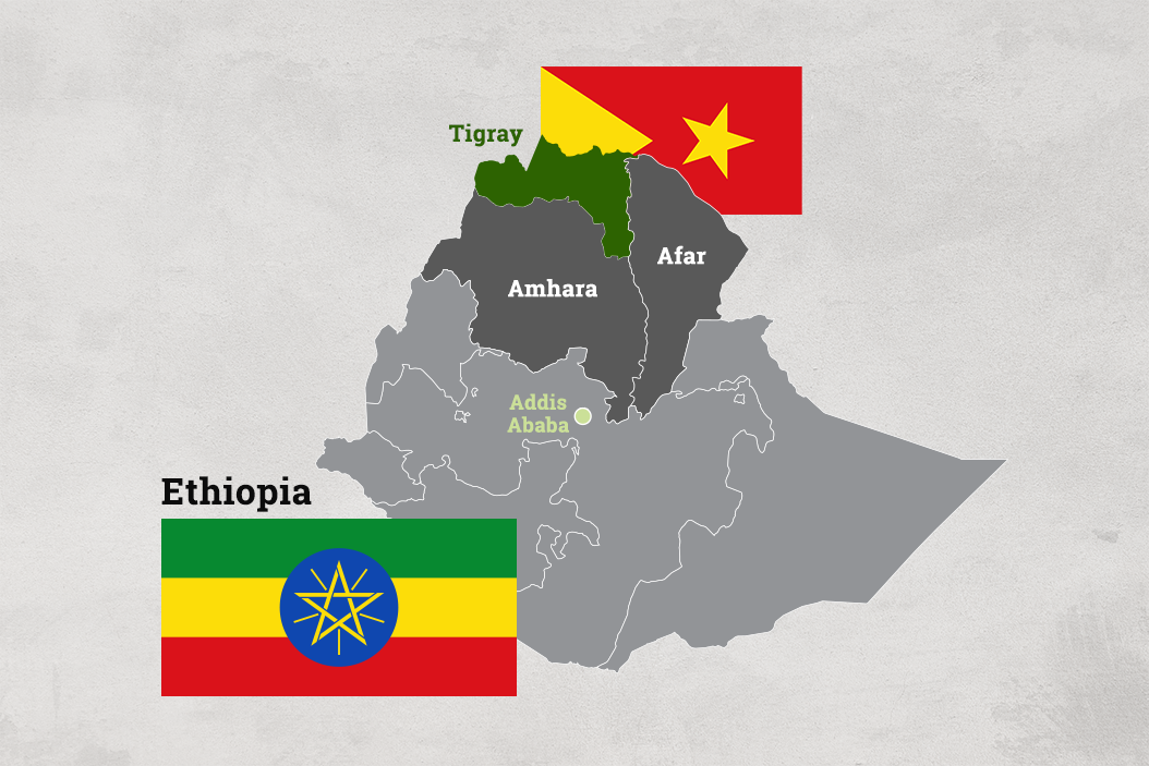 The Ethiopian problem from hell