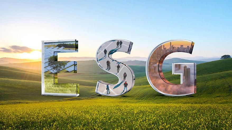 The growing role of ESG