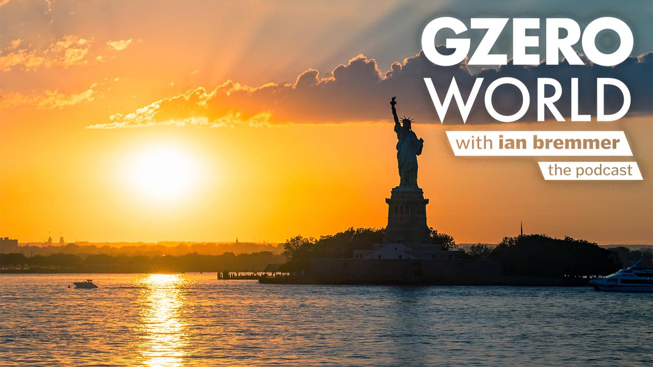 The Statue of Liberty:  American Democracy is in Danger, Warns Ben Rhodes
