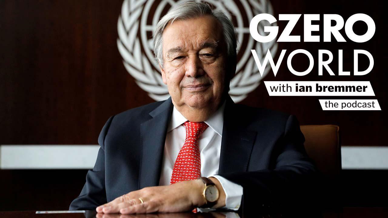 UN Secreatary-General António Guterres