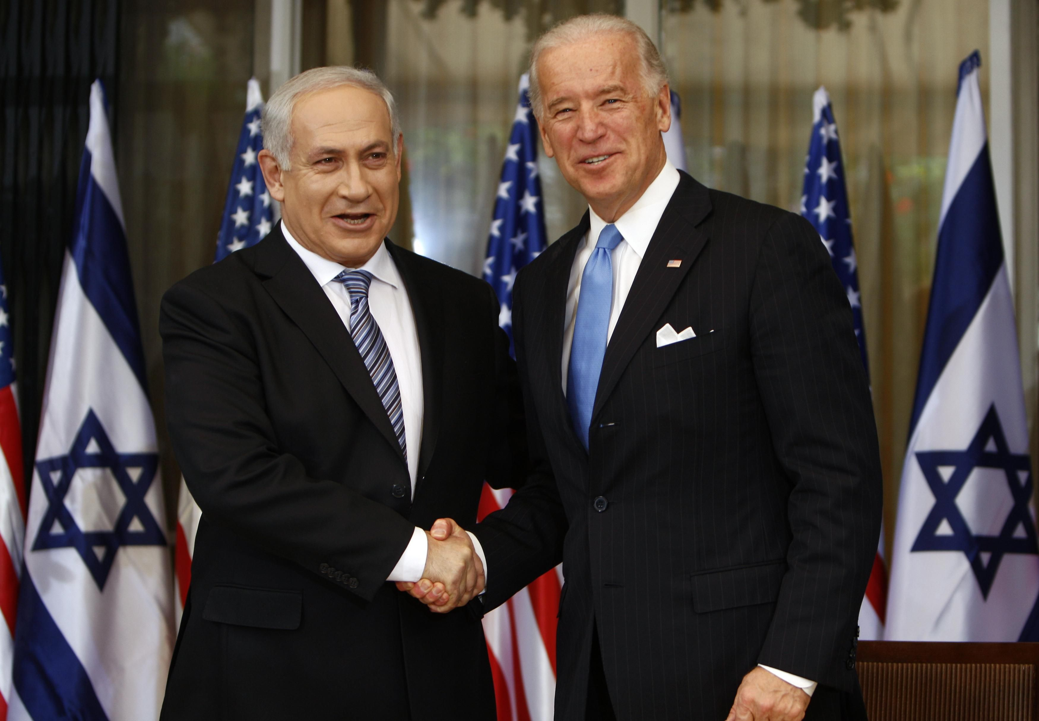 What kind of leverage does Biden really have with Bibi?