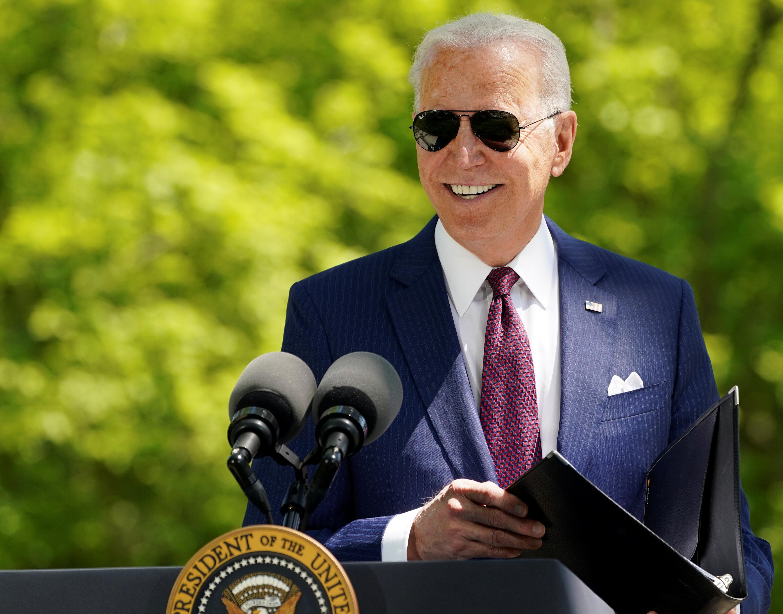 What's the verdict on Biden's first 100 days?
