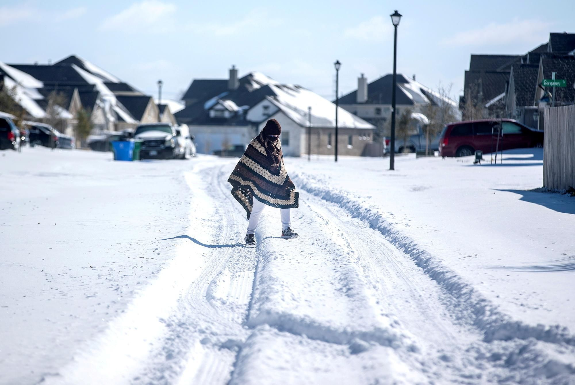 What we're watching: Frozen Texas, another Nigerian kidnapping, Super Mario's next level