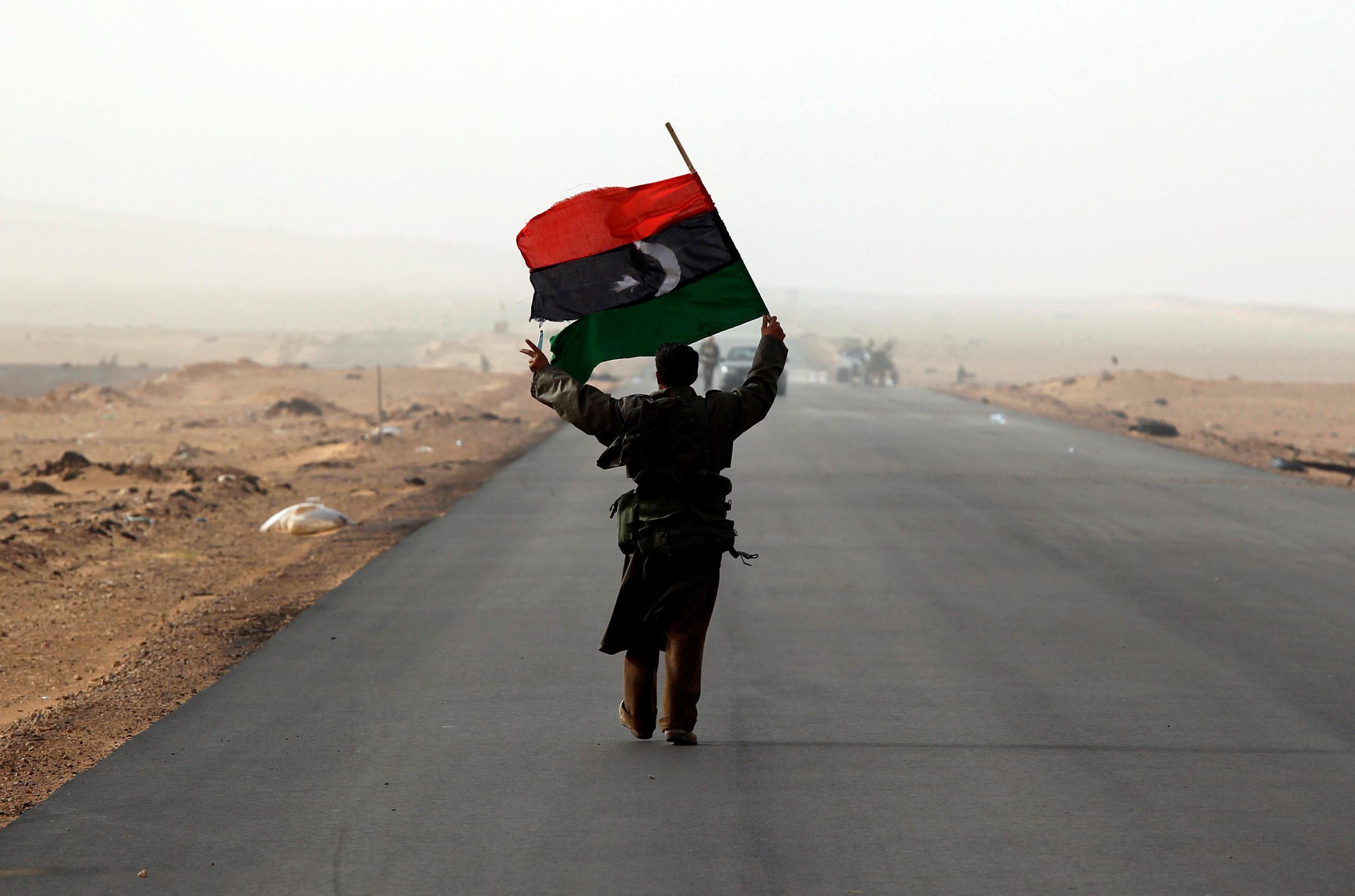 What We're Watching: Libya's future, Azeris and Iranians bicker, Shakira fights wild boars