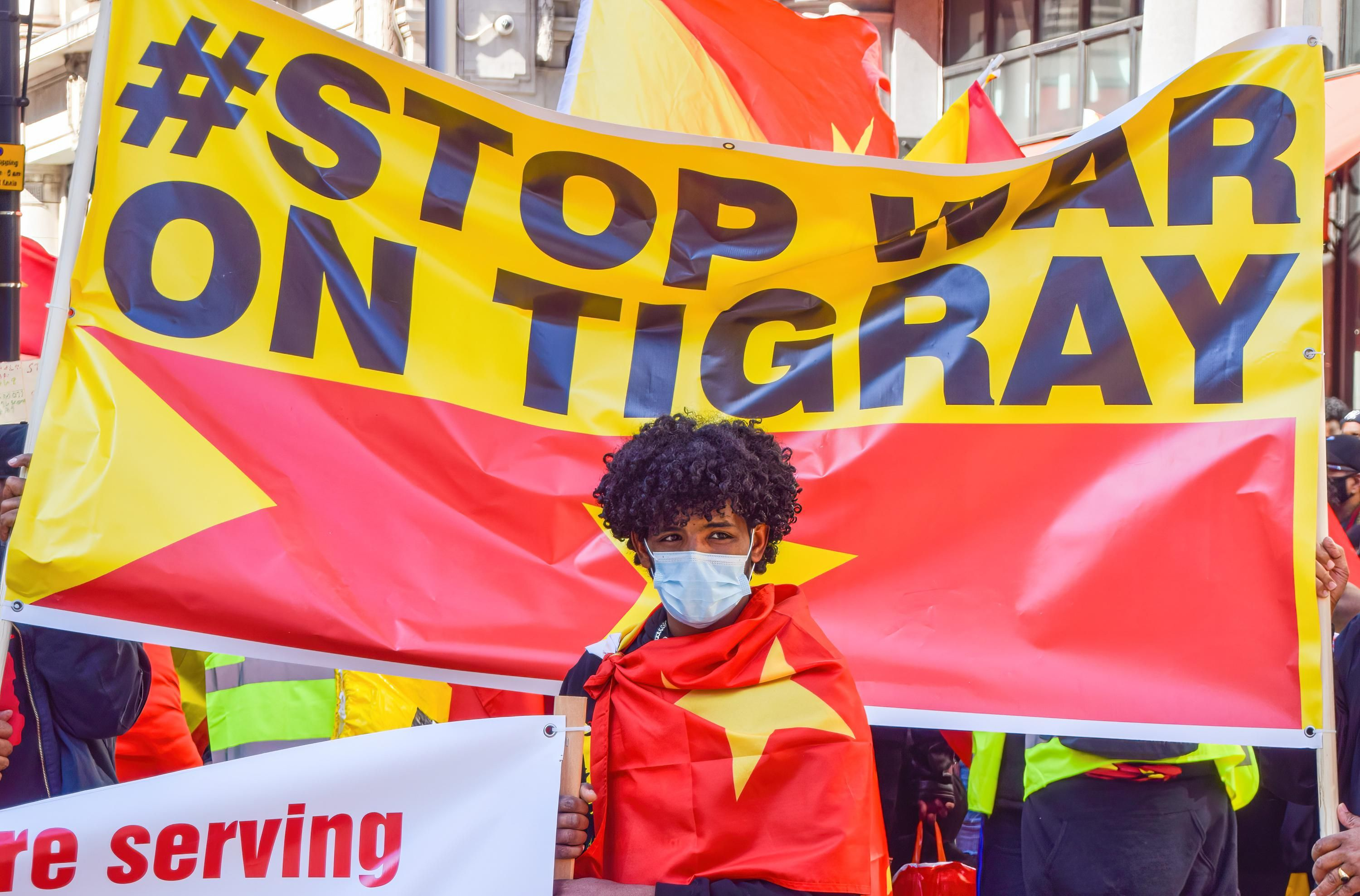 What we're watching: Tigray ceasefire, Peruvians protest endless election, North Koreans cry for Kim, Tour crash suspect vanishes