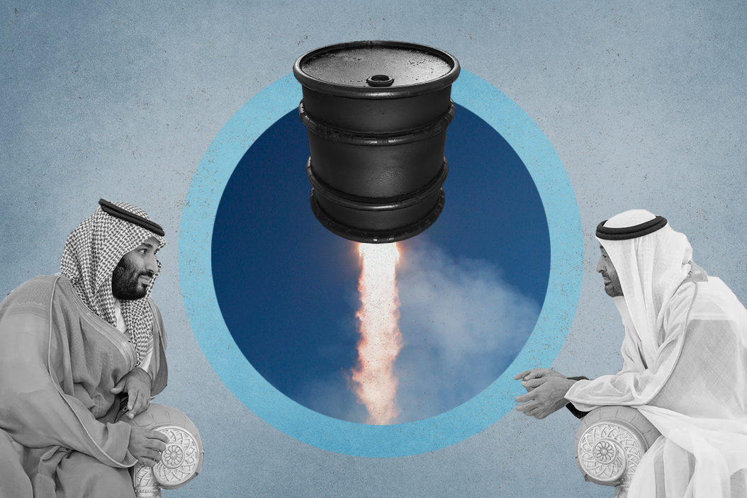 Why are oil prices surging right now?