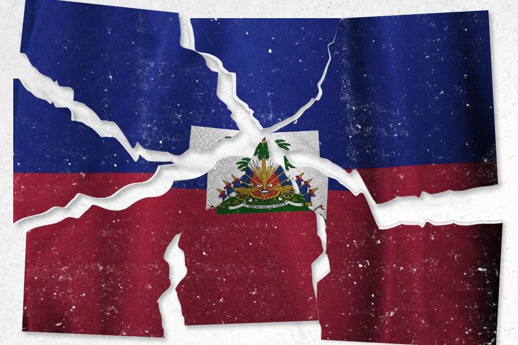 Why is Haiti such a disaster?