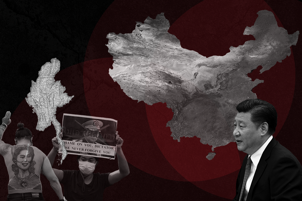 With its interests in flames, what will China do in Myanmar?