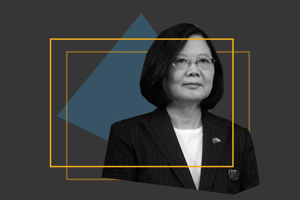Women in power — Taiwan's Tsai Ing-wen
